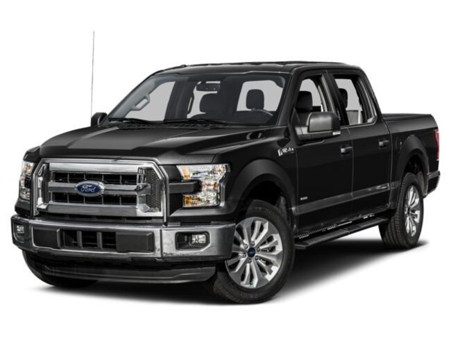 2017 Ford F-150 Lariat SuperCrew 145