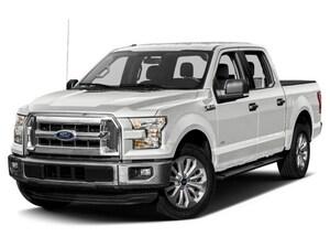 2017 Ford F-150 *CPO* XLT 5.0L V8 301A 2.9%  Free Warranty