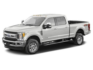 2017 Ford F-350 Crew Cab Long Bed Truck