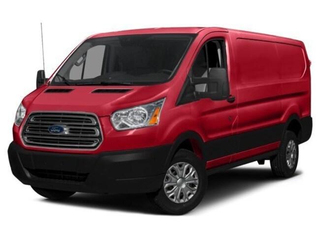 2017 Ford Transit-250 w/60/40 Pass-Side Cargo-Doors Van Low Roof Cargo Van
