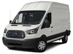 2017 Ford Transit-250 w/Sliding Pass-Side Cargo-Door Van High Roof Cargo Van