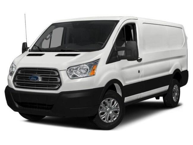 2017 Ford Transit-350 w/60/40 Pass-Side Cargo-Doors Van Low Roof Cargo Van
