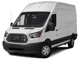 2017 Ford Transit-350 w/Sliding Pass-Side Cargo-Door Van High Roof Cargo Van