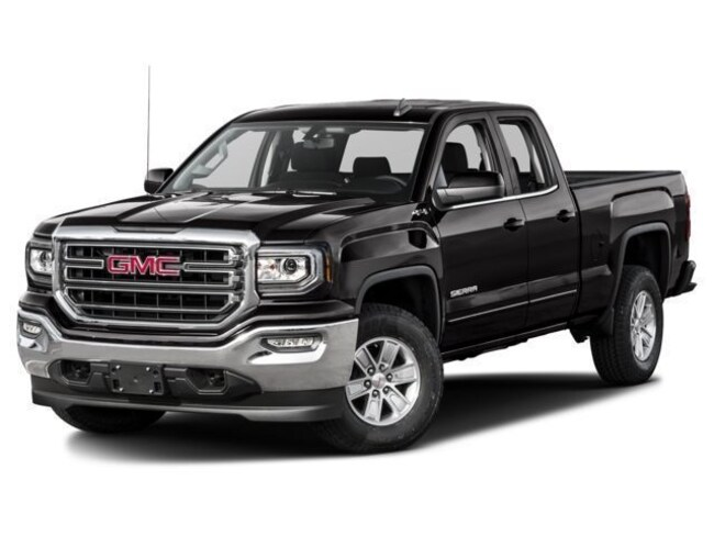 2017 GMC SIERRA 1500 SHORT BOX 4WD, DBL SLE