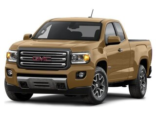 2017 GMC Canyon Base Truck Extended Cab