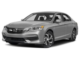 2017 Honda Accord LX Berline