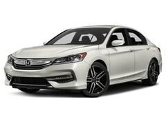 2017 Honda Accord SPORT - 0 ACCIDENTS,CERTIFIED,REMOTE START,SUNROOF,ALLOYS Sedan 1HGCR2F56HA809222