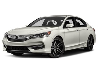 2017 Honda Accord Sport Honda Certified w/ 7 years or 160,000 kms Wa Sedan