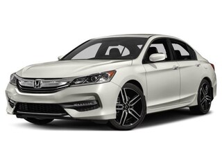 2017 Honda Accord Sport - Honda Certified 7 YR/160K Warranty Sedan