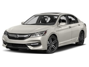 2017 Honda ACCORD SDN TOURING L4