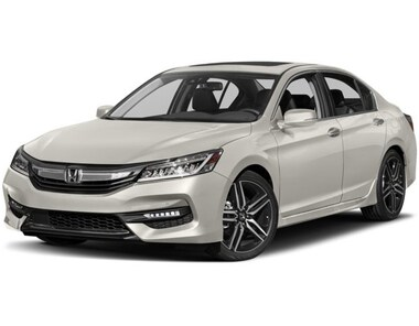 2017 Honda ACCORD SDN TOURING L4 Sedan