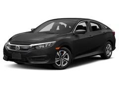 2017 Honda Civic DX Manual | One Owner | No Accidents Sedan