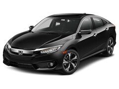 2017 Honda Civic Touring | One Owner | No Accidents | Serviced Here Sedan