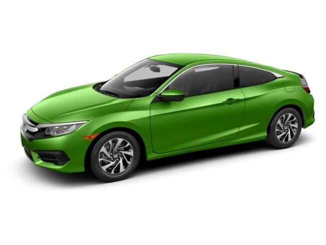 2017 Honda Civic 2D Ex-T 6Mt Coupe