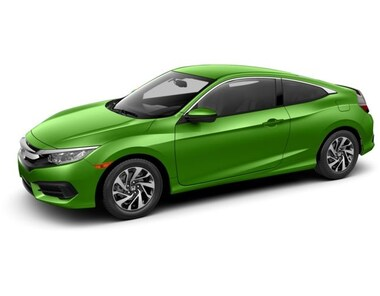 2017 Honda Civic Coupe EX-T MT Coupe
