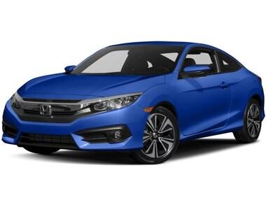 2017 Honda Civic 2D Ex-T Hs Cvt Coupe
