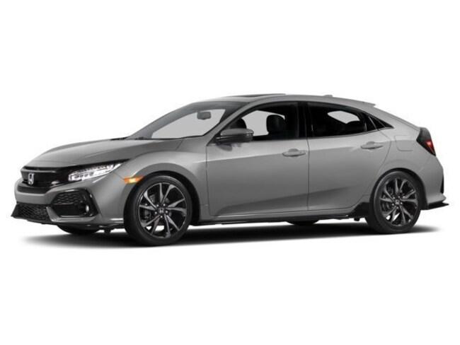 2017 Honda Civic Sport w/Honda Sensing Hatchback
