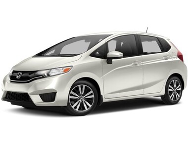 2017 Honda Fit SE CVT Hatchback