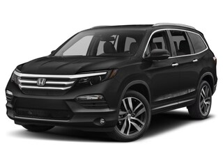 2017 Honda Pilot Touring: Top the Line, Accident Free. SUV