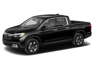 2017 Honda Ridgeline V6 EX-L AWD Truck Crew Cab