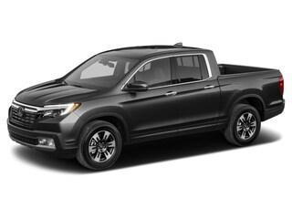 2017 Honda Ridgeline EX-L Truck Crew Cab