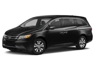 2017 Honda ODYSSEY EX Van Passenger Van