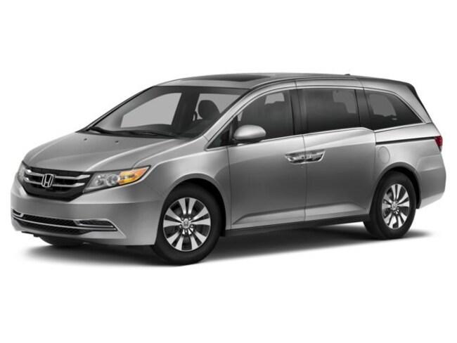 2017 Honda Odyssey EX-L Mini-van Passenger
