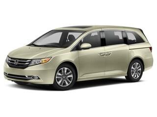 2017 Honda Odyssey Touring Van Passenger Van