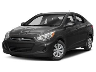 2017 Hyundai Accent (4) GL Sedan