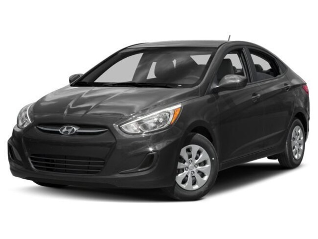 2017 Hyundai Accent (4) GL Sedan
