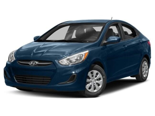 2017 Hyundai Accent GL Sedan