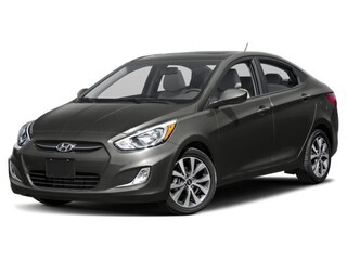 2017 Hyundai Accent (4) SE Sedan