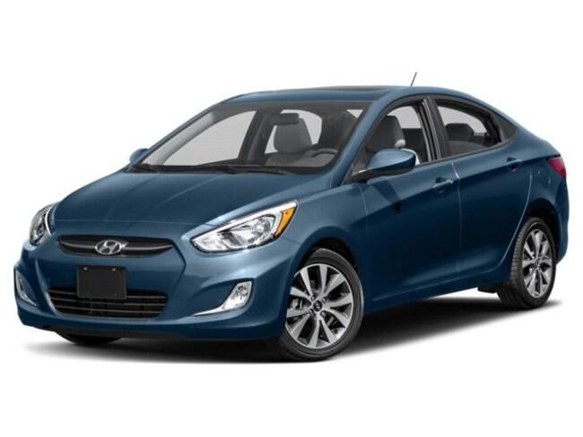 2017 Hyundai Accent (4) SE Sedan