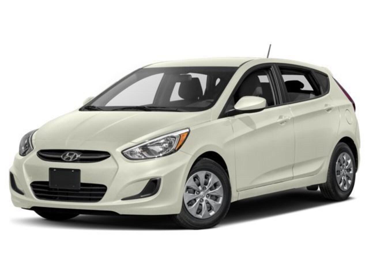 2017 Hyundai Accent (5) GL - MT Hatchback