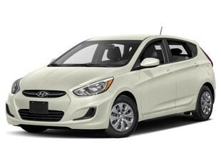 2017 Hyundai Accent (5) GL - at