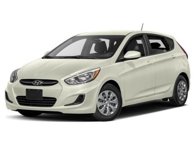 2017 Hyundai Accent (5) GL - at Hatchback