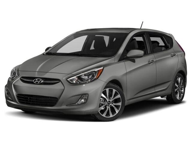 2017 Hyundai Accent (5) SE Hatchback