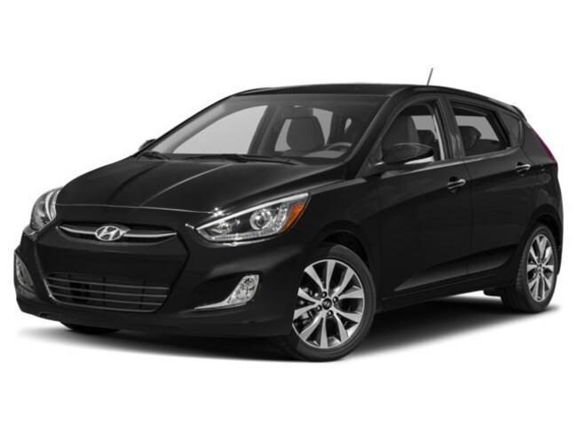 2017 Hyundai Accent (5) GLS - at Hatchback