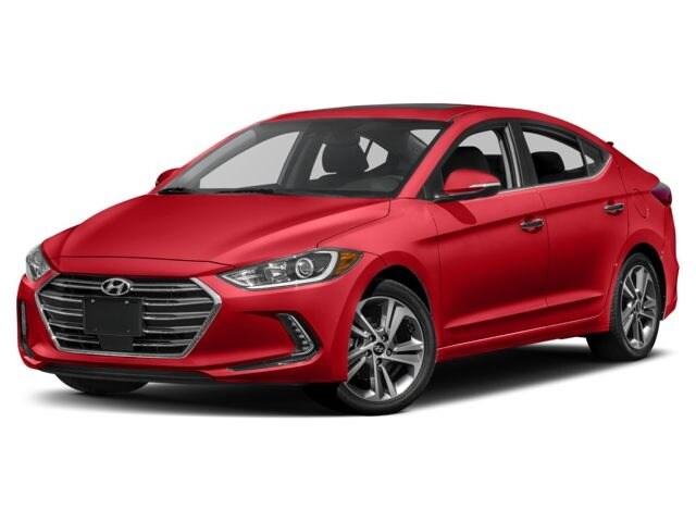 2017 Hyundai Elantra Limited Car