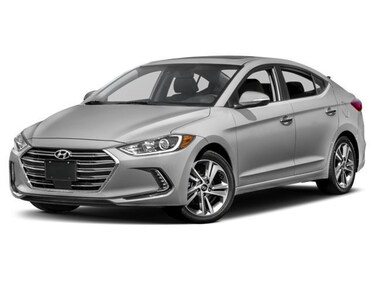 2017 Hyundai Elantra Limited SE Sedan