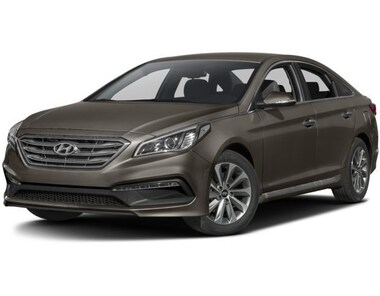 2017 Hyundai Sonata Sport Tech Sedan