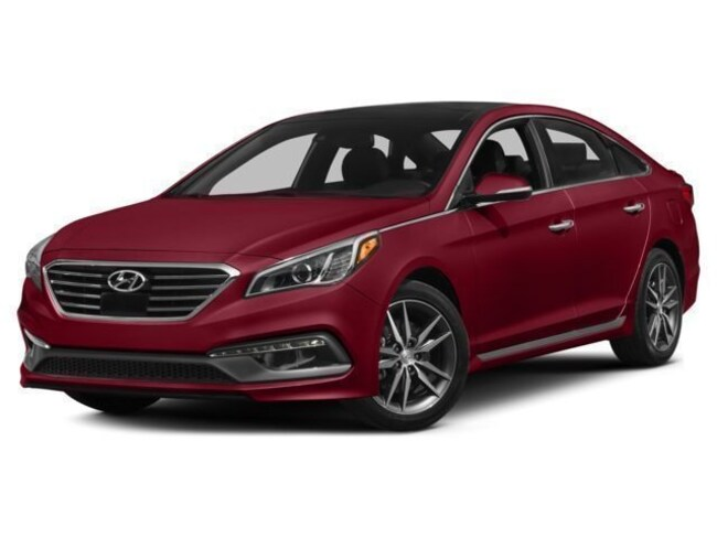 2017 Hyundai Sonata 2.0T Sport Ultimate Sedan