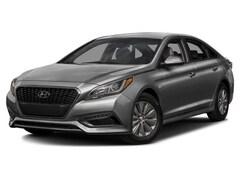2017 Hyundai Sonata Hybrid Base Sedan