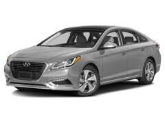 2017 Hyundai Sonata Hybrid Limited Sedan