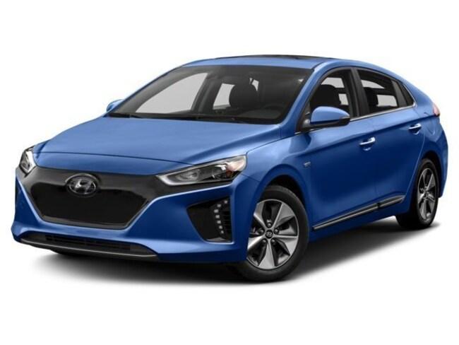 2017 Hyundai Ioniq Limited Hatchback