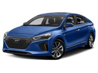 2017 Hyundai Ioniq Hybrid Blue Hatchback