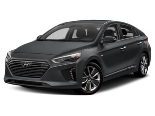 2017 Hyundai Ioniq Hybrid Limited w/Tech Hatchback