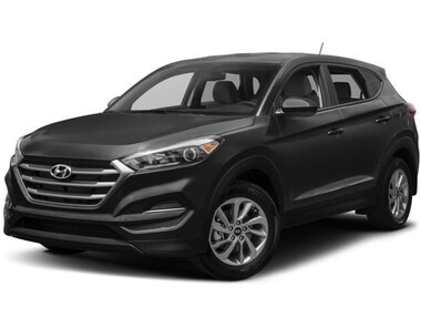 2017 Hyundai Tucson Luxury 2.0 SUV