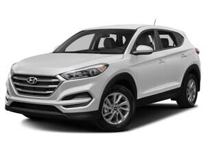 2017 Hyundai Tucson 1.6L AWD GLS SE