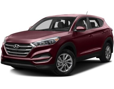 2017 Hyundai Tucson 1.6T AWD SE Auto VUS